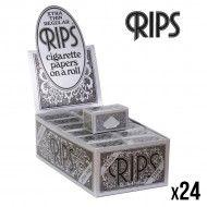 RIPS ROLL BLACK XTRA THIN X24 REGULAR