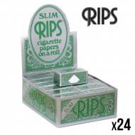 RIPS ROLL GREEN SLIM X24