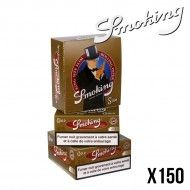 SMOKING SLIM X3 BOITES GOLD