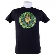 T-SHIRT LION OF JUDAH LEAF