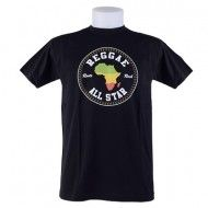 T-SHIRT REGGAE ALL STAR