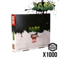 .TUBES A CIGARETTES JASS KING SIZE BOX 1000