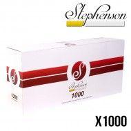 TUBES A CIGARETTES STEPHENSON 1000