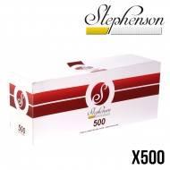 TUBES A CIGARETTES STEPHENSON 500
