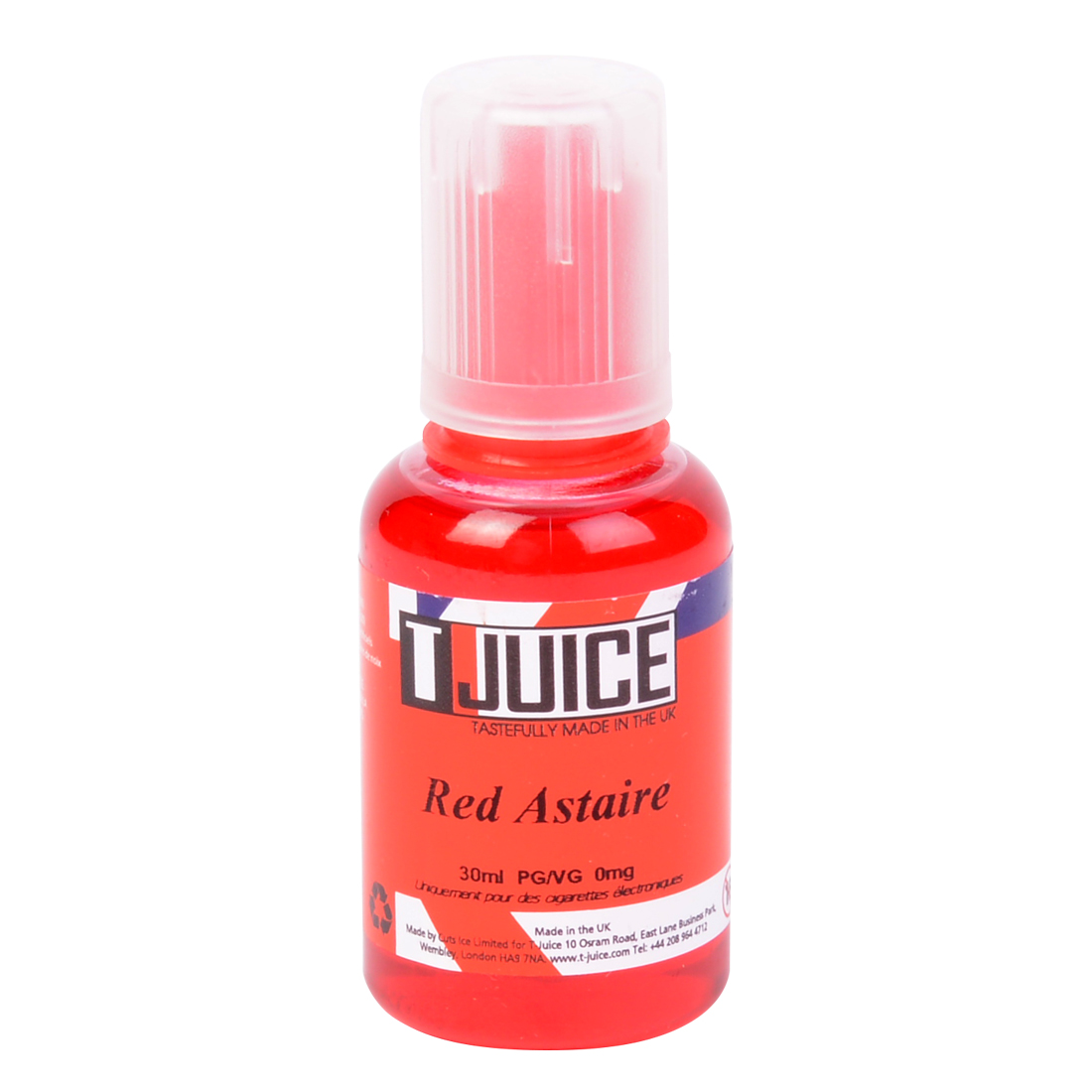 e-liquide red astaire