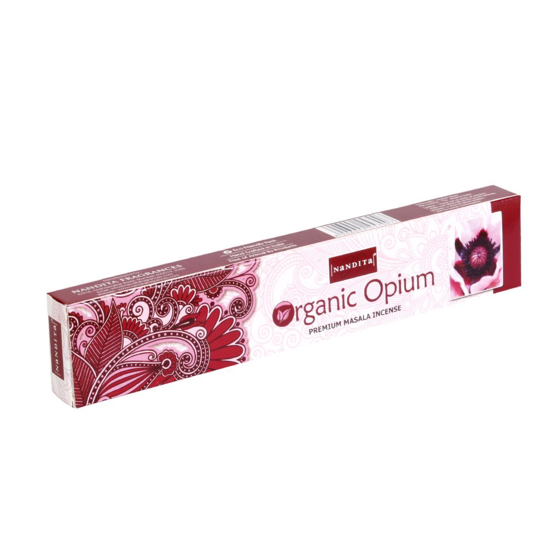 encens nandita opium