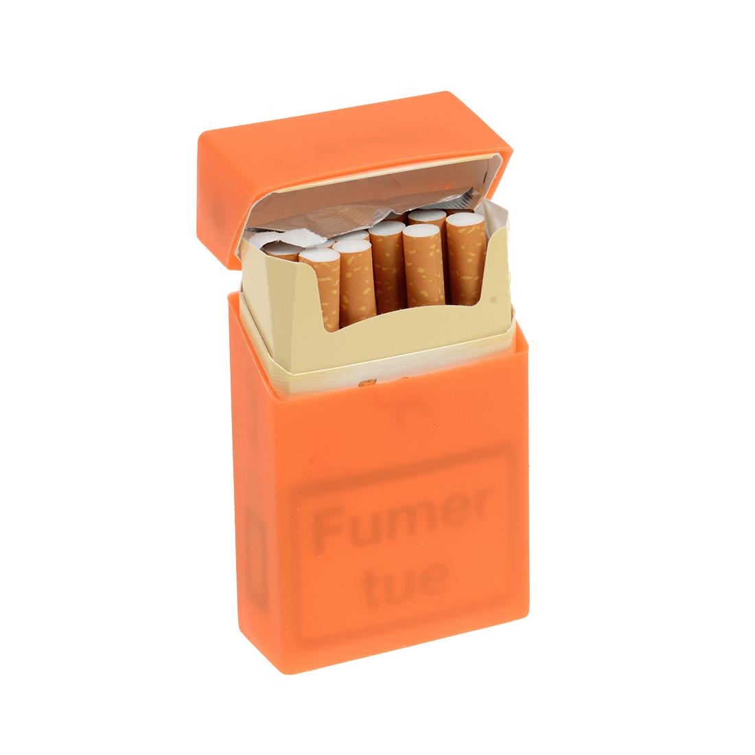 etui pour paquet de cigarettes