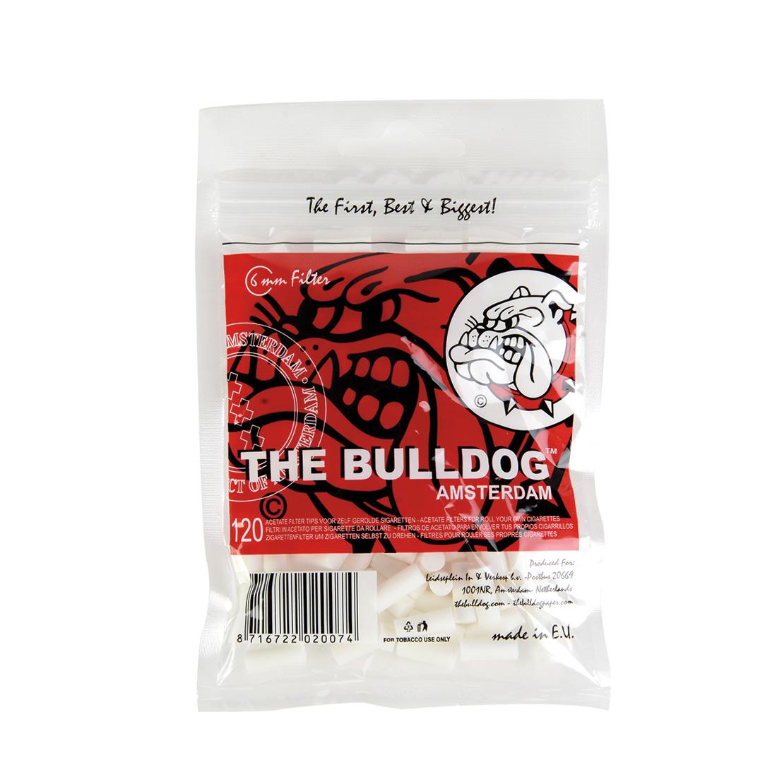 filtres en mousse the bulldog