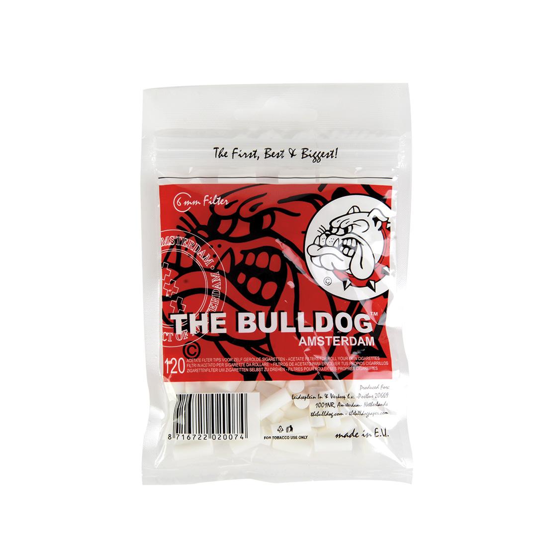 filtres en acétate the bulldog