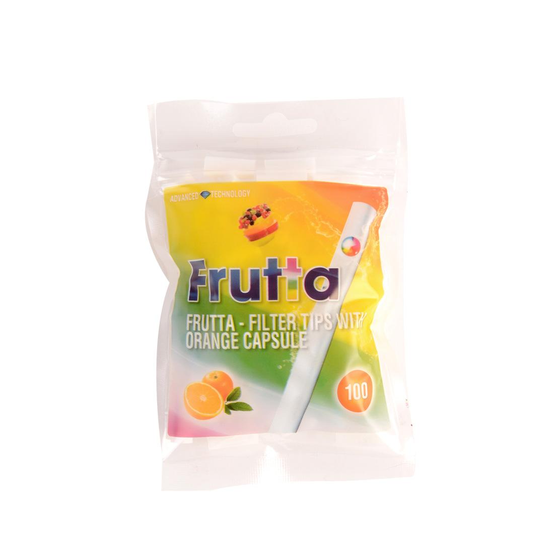 filtres frutta orange