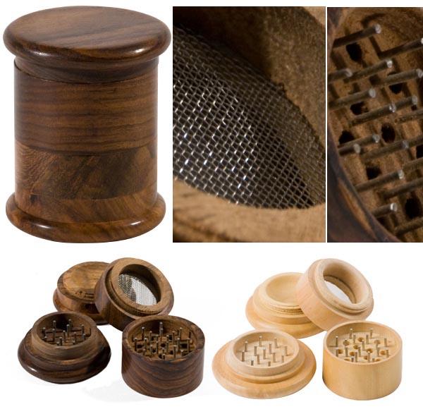 grinder bois polinator