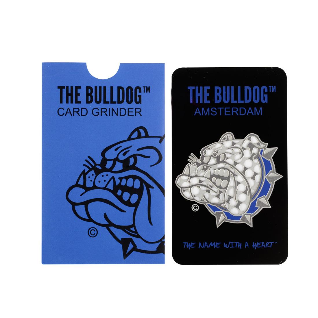 grinder carte bulldog