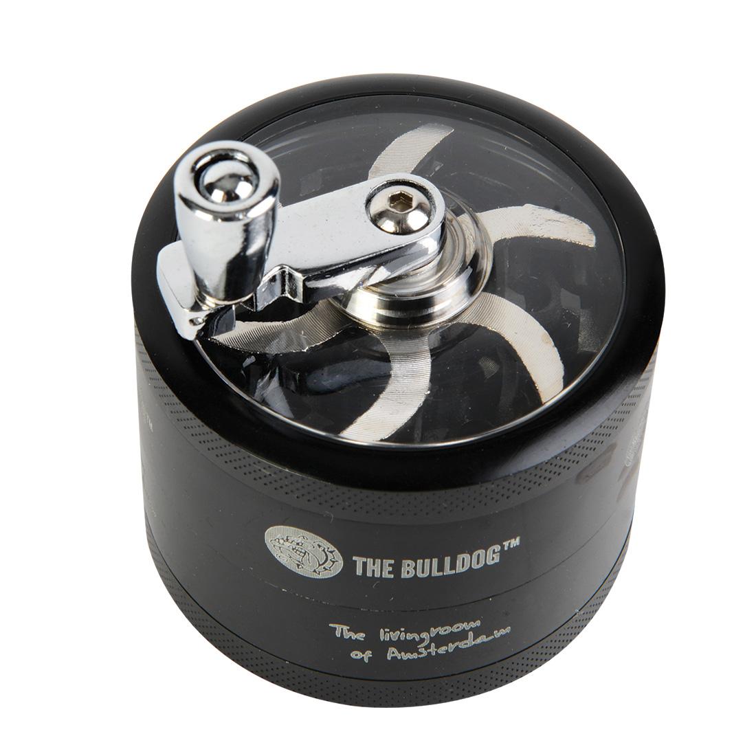 grinder à manivelle the bulldog