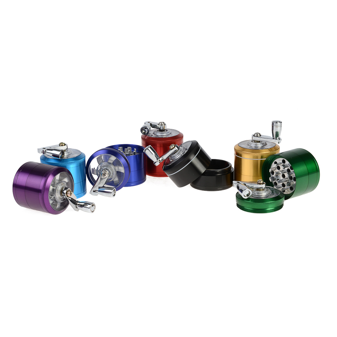 grinder 4 parties metal