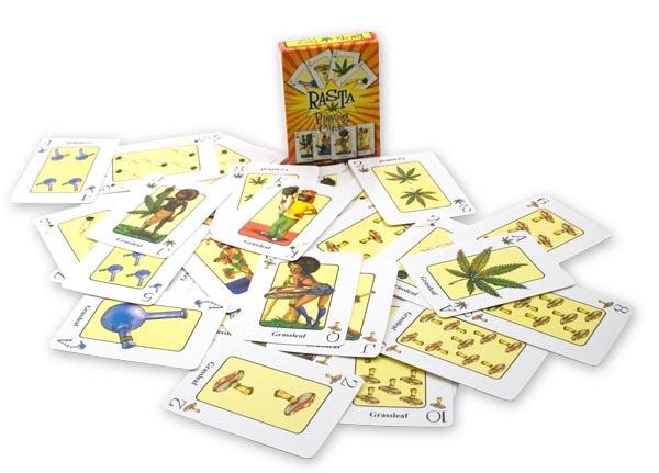 jeu de cartes rasta