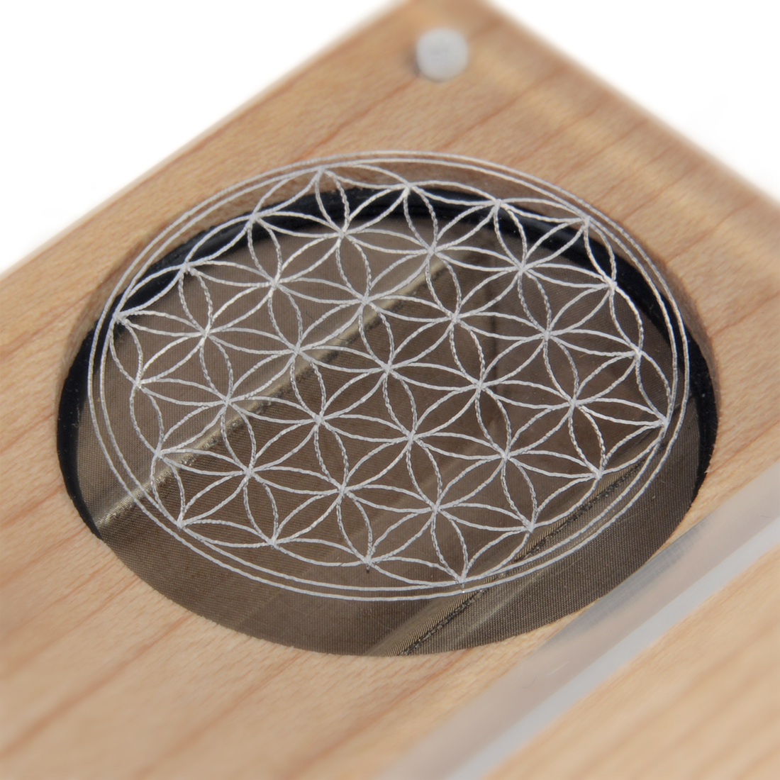 MAGIC FLIGHT LAUNCH BOX FLOWER OF LIFE