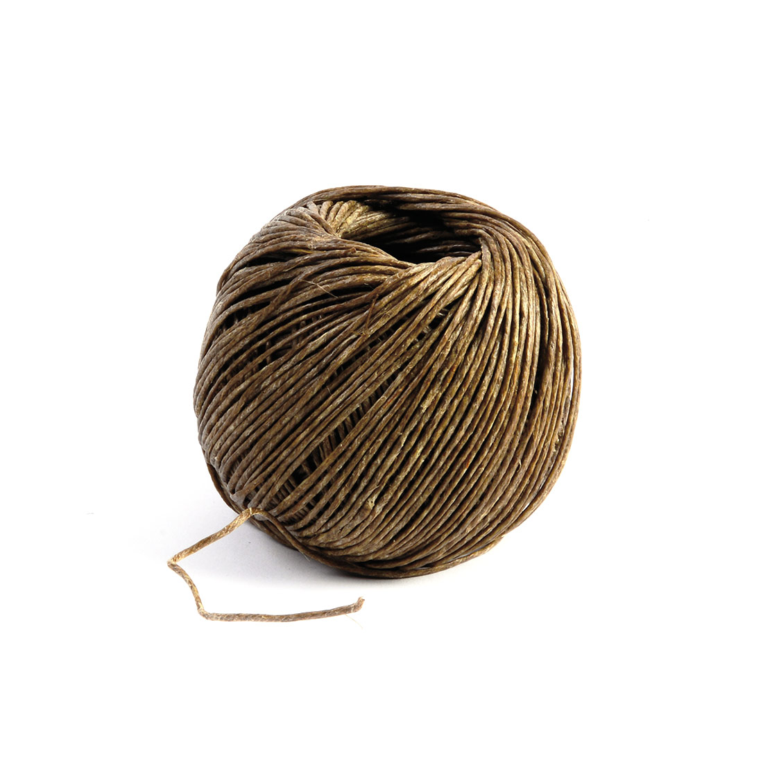 MECHE RAW HEMP WICK BOBINE 30M