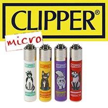 MICRO CLIPPER CATS X4