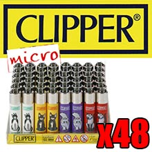 MICRO CLIPPER CATS X48