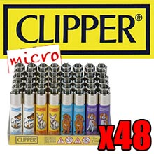 MICRO CLIPPER DOGS X48