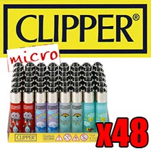MICRO CLIPPER WEATHER X48