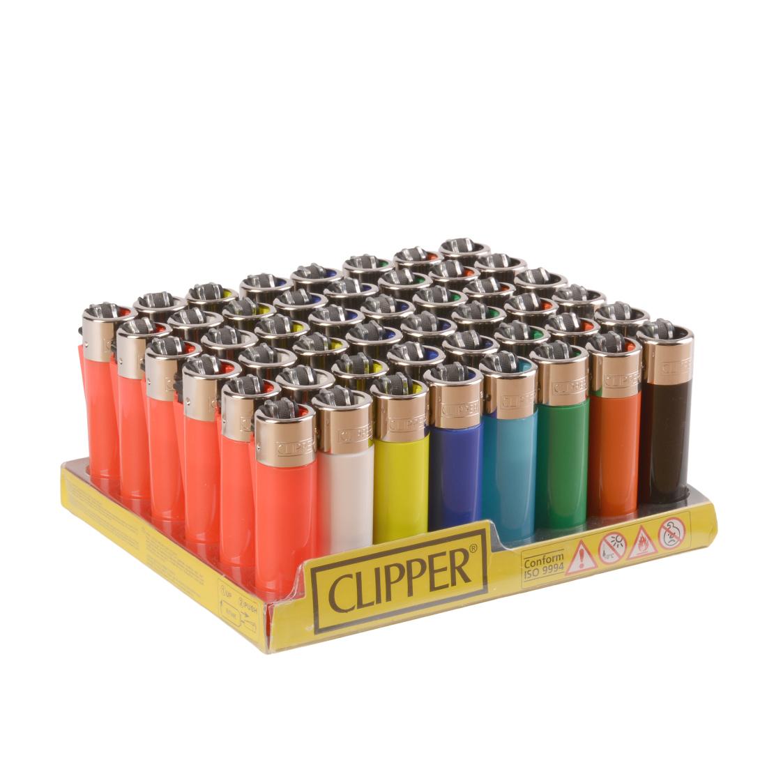 Micro clipper color classique