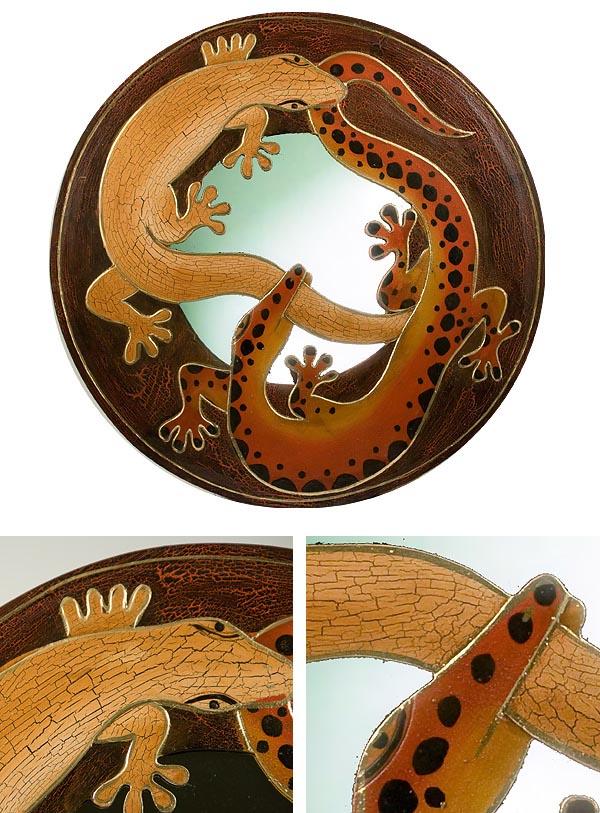 Acheter miroir salamandre boutique miroir decoration pas for Acheter miroir