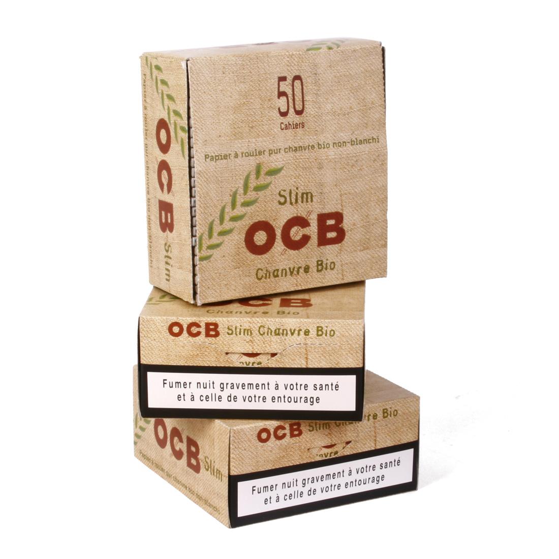 boites de papier a rouler ocb