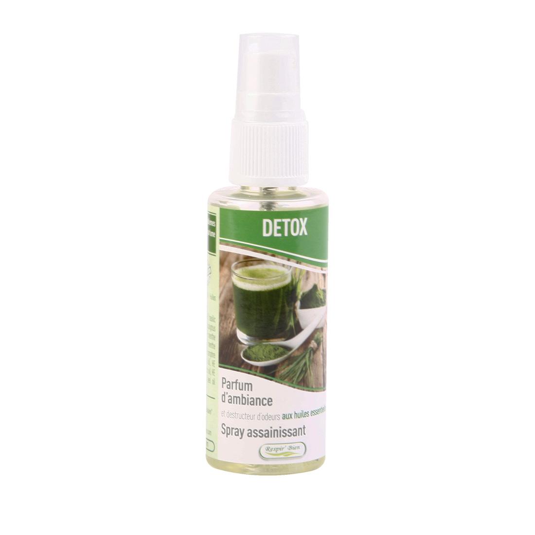 spray detox