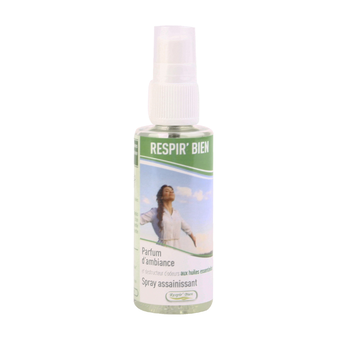spray respir bien