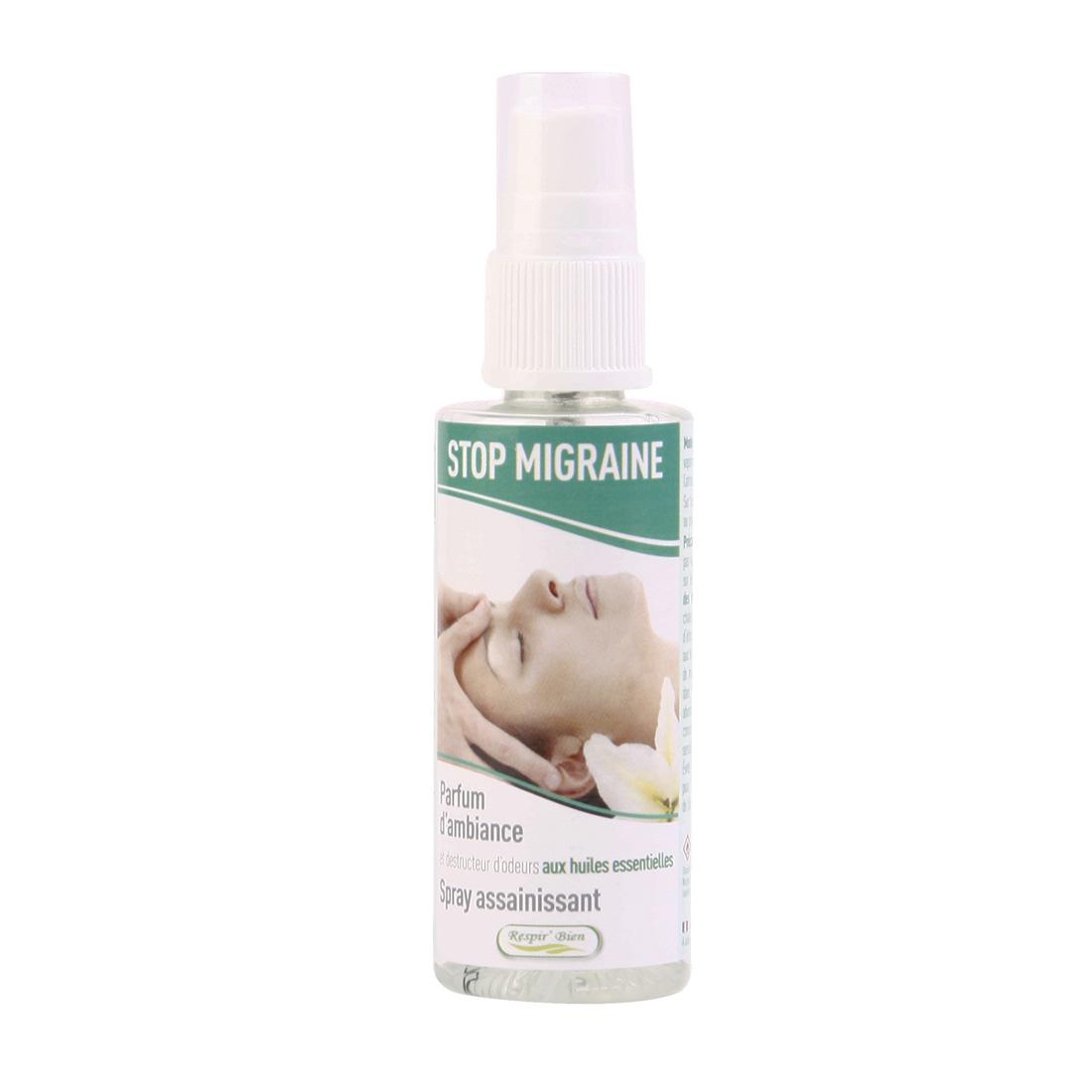 spray stop migraine