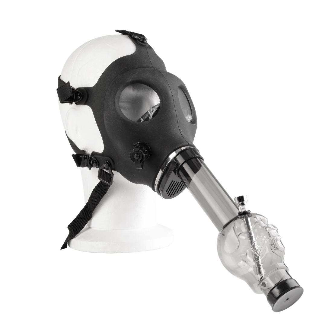 pipe a eau masque skull