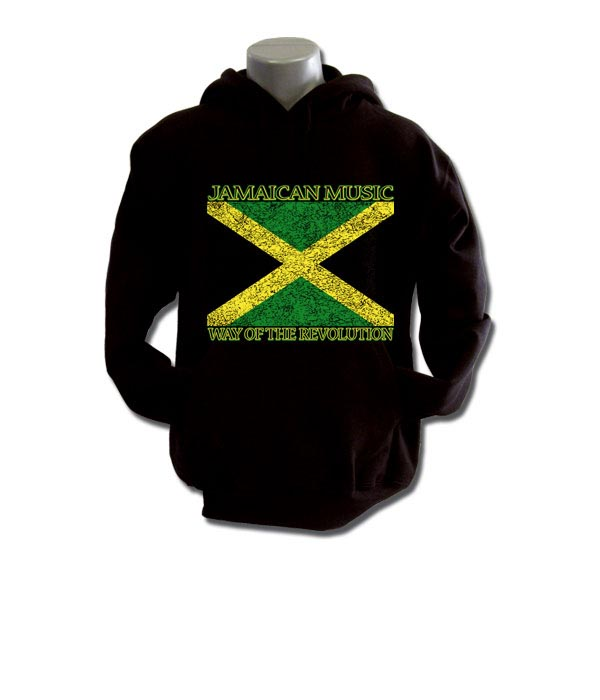 chat sweat shirt rasta