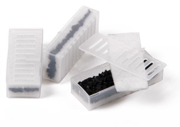 filtre charbon pour le cendrier anti fumée