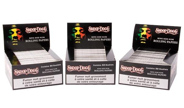 snoopdogg x 3 boîtes