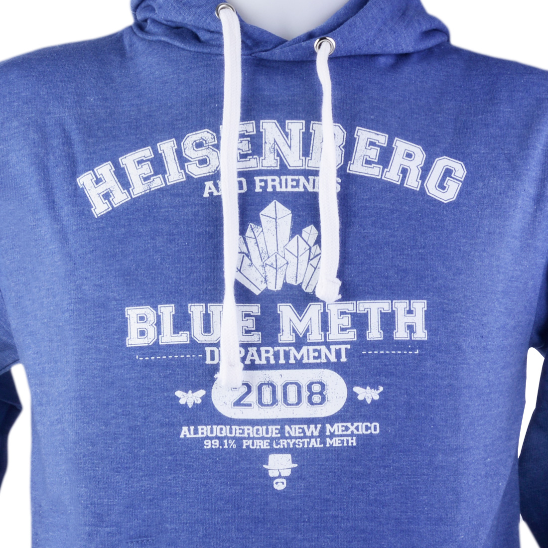 sweat shirt breaking bad department bleu