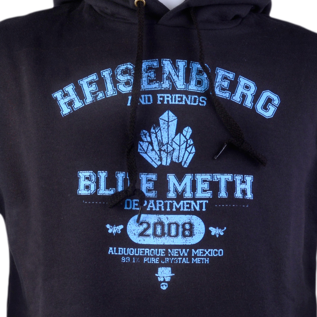 sweat shirt breaking bad department
