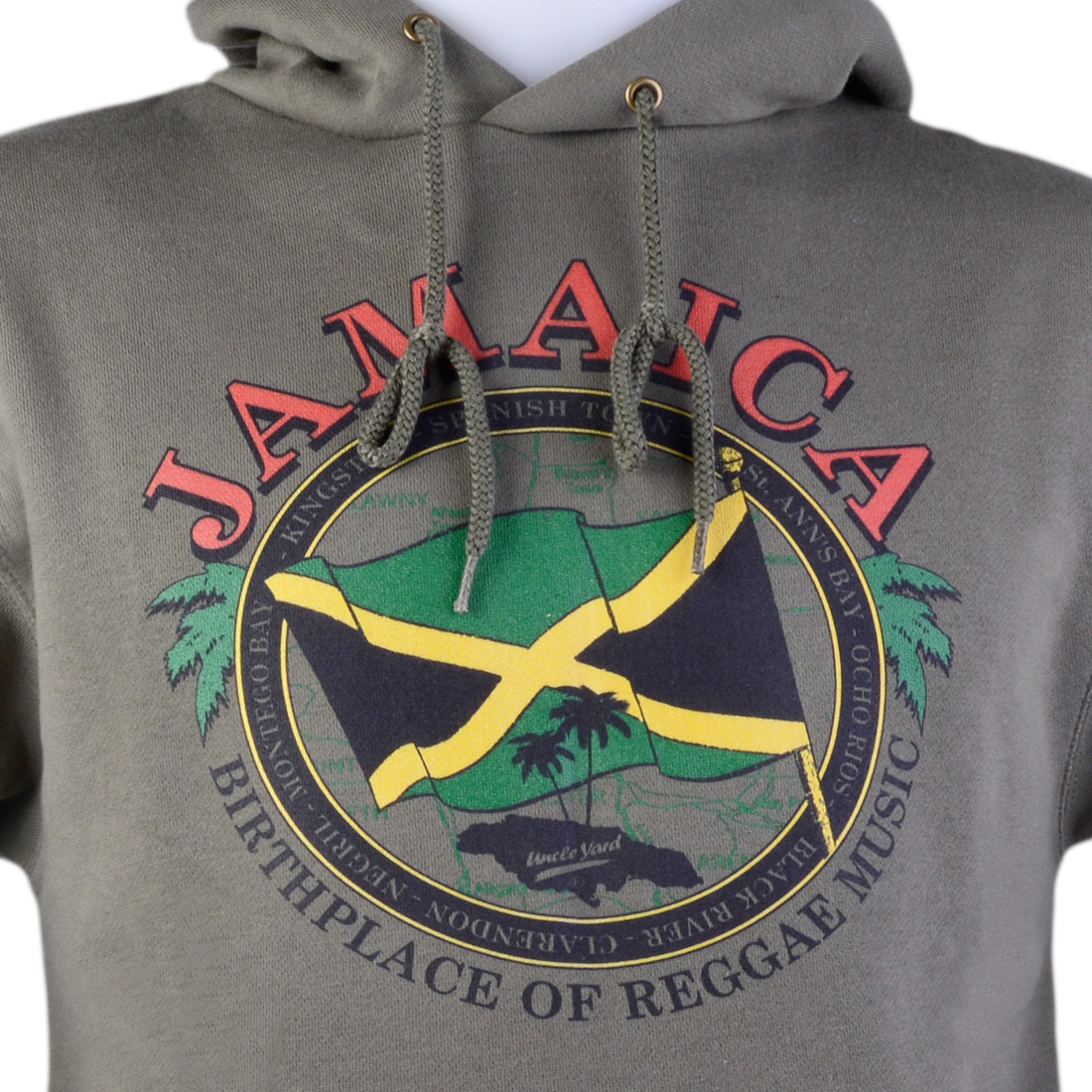 sweat shirt captain jamaica birthplace