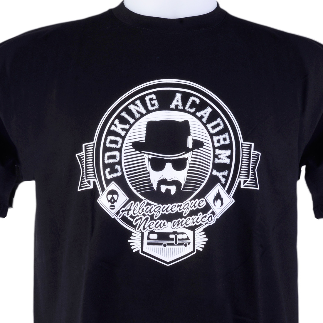 tshirt breaking bad cooking academy
