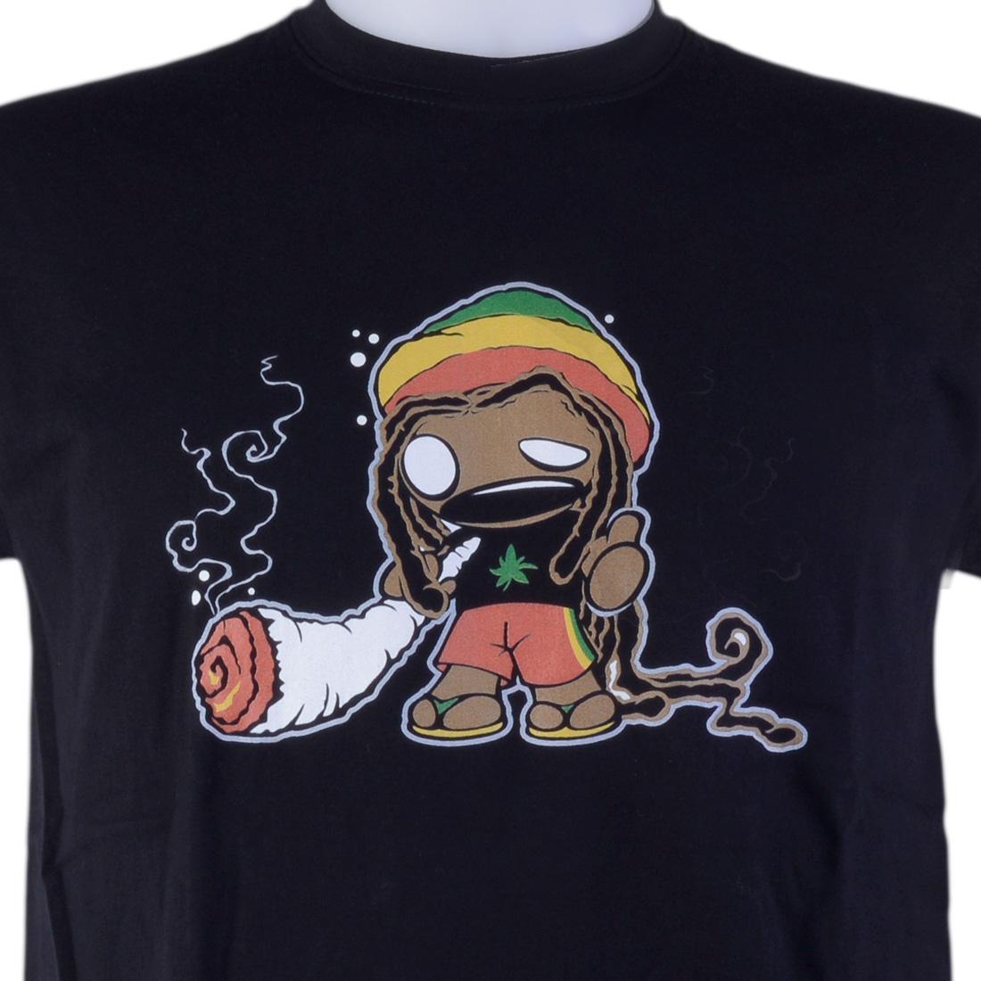 t-shirt rasta puppet