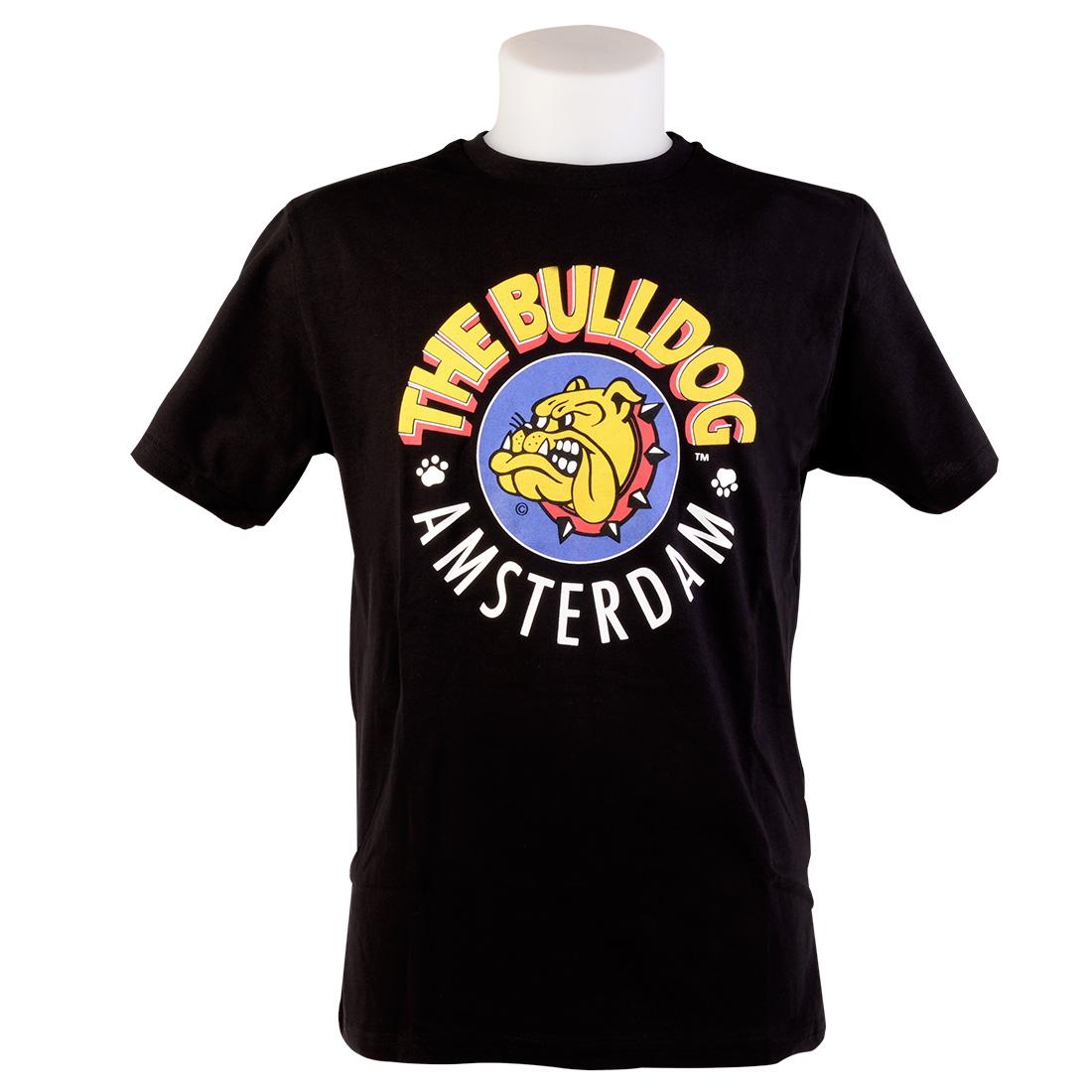 t shirt the bulldog