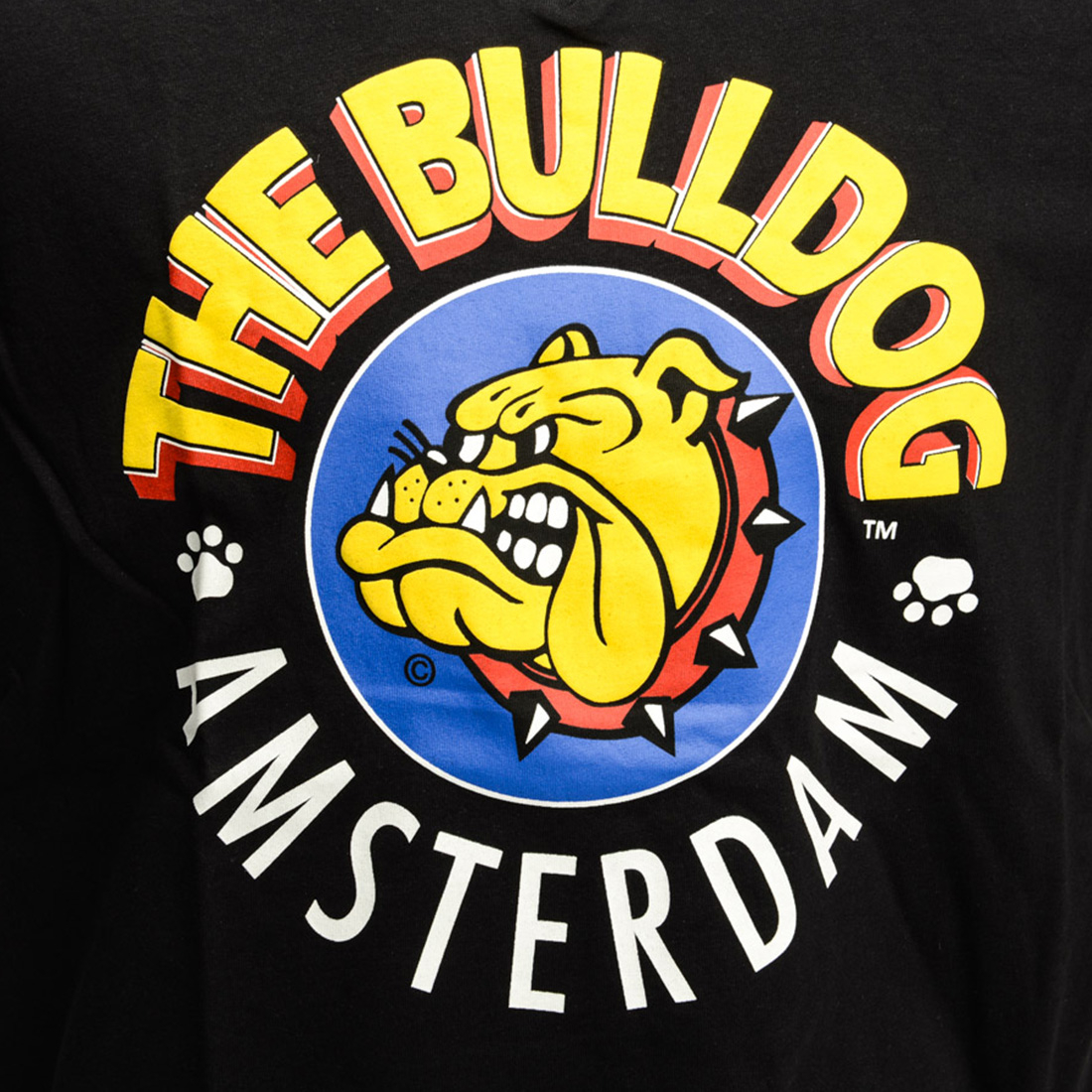 t shirt the bulldog