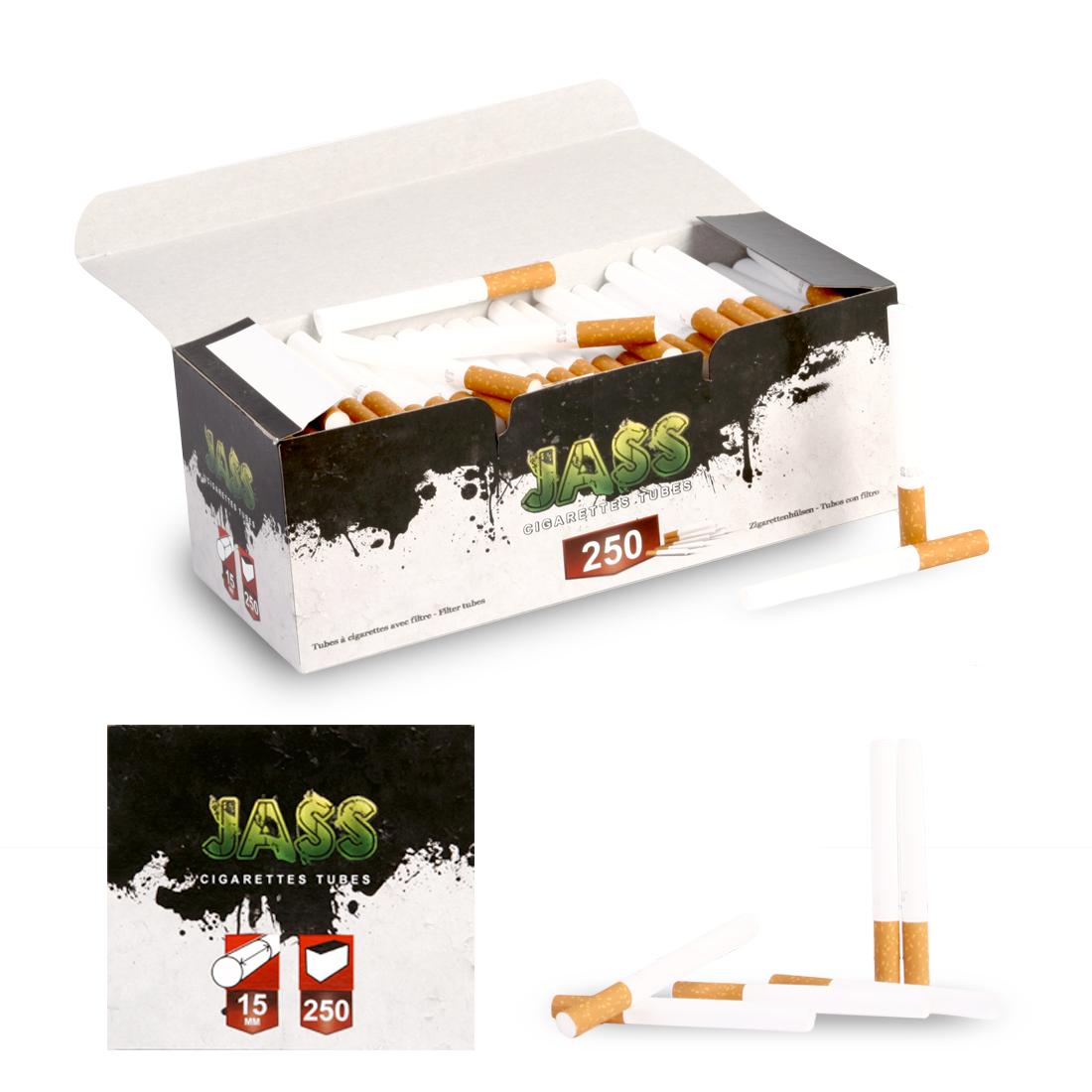 tubes à cigarettes jass