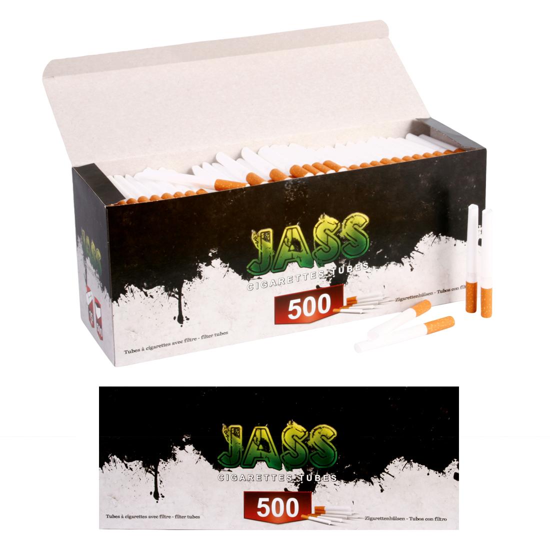 tube pour cigarette