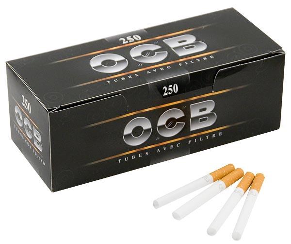 tube à cigarette OCB