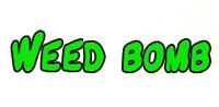 Logo Marque Weed Bomb