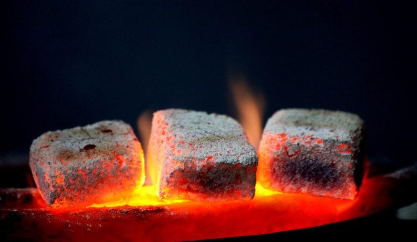 charbon a chicha