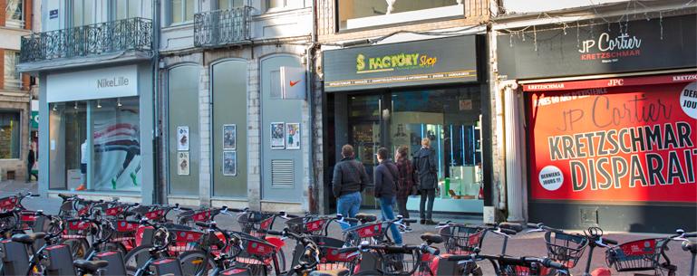 Boutique Sfactory Lille