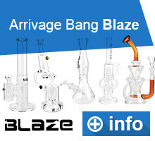 arrivage blaze