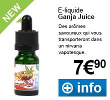 E-liquides Ganja Juice